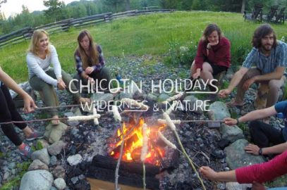 """Discovering """"Chilcotin Holidays philosophy"""""""