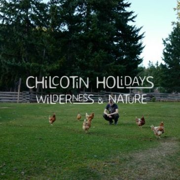 My arrival at Chilcotin Holidays